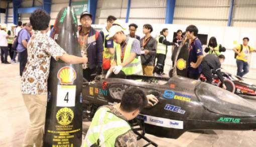 IRC Tire Indonesia Dukung Tim Mahasiswa di Shell Eco Marathon 2017 - JPNN.COM