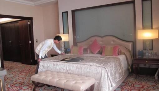 Kamar Hotel Bertarif Rp 40 Juta per Malam, Laris Manis - JPNN.COM