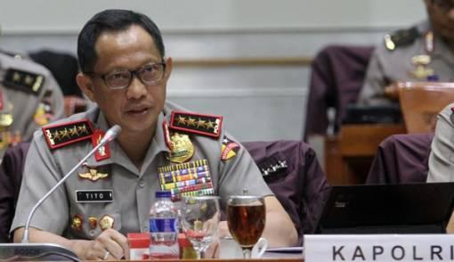 Selama 5 Bulan Sudah 31 Bandar Narkoba Ditembak Mati - JPNN.COM
