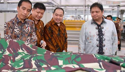 Kualitas Tekstil Indonesia Tak Kalah dengan Vietnam - JPNN.COM