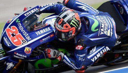 Vinales Paling Kencang di FP1 MotoGP Americas - JPNN.COM