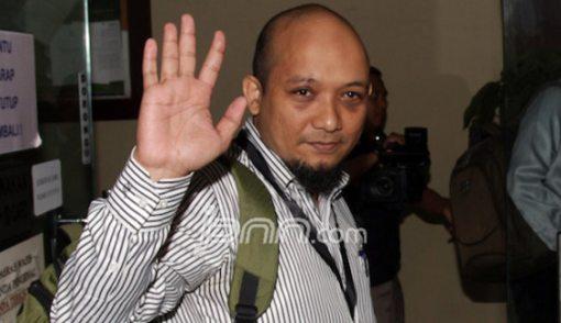 KPK Bakal Pasok Info Kasus Korupsi di Tangan Novel ke Polisi - JPNN.COM