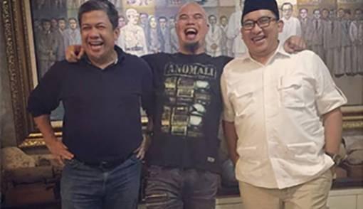 Maju Lewat Gerindra, Ahmad Dhani Nyaleg di Sidoarjo-Surabaya - JPNN.COM