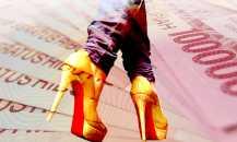 Penghasilan Ria dari Prostitusi Online Rp 40 Juta per Bulan