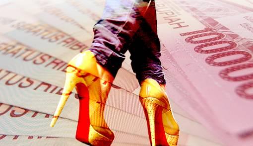 Penghasilan Ria dari Prostitusi Online Rp 40 Juta per Bulan - JPNN.COM