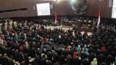 Survei: DPR 2019-2024 Milik Pendukung Jokowi - JPNN.COM