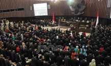 Survei: DPR 2019-2024 Milik Pendukung Jokowi