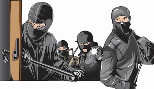 Perampok Bersenjata Laras Panjang Bawa Kabur Uang Satu Karung, Miliaran! - JPNN.COM