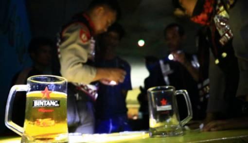 5 Tempat Hiburan Malam di Tambun Dirazia, Hasilnya? - JPNN.COM