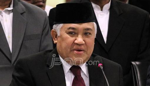 Din Syamsuddin Laporkan Dua Agenda Besar ke Presiden Jokowi - JPNN.COM