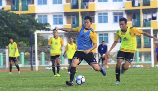 Jaino Matos tak Bawa Dua Pemain Senior Hadapi Pro Duta - JPNN.COM