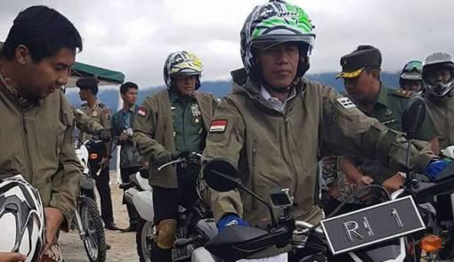 Bang Ara Makin Yakin Jokowi Mampu Bawa Indonesia Tambah Maju - JPNN.COM