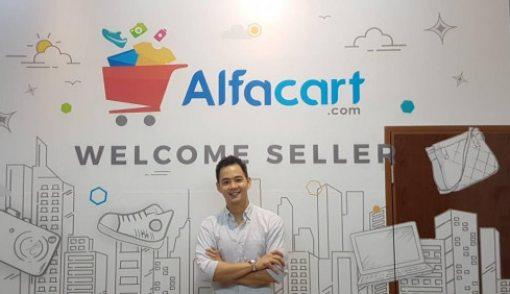 Bantu Pedagang Tanah Abang Jelang Ramadan, Alfacart Buka Studio Foto - JPNN.COM