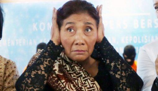 Pedas! Politikus PDIP Serang Menteri Susi saat Raker - JPNN.COM