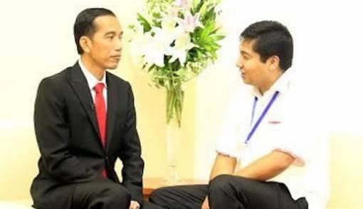 Jokowi Gandeng Kiai Ma'ruf, Bang Ara Langsung Bergerak - JPNN.COM
