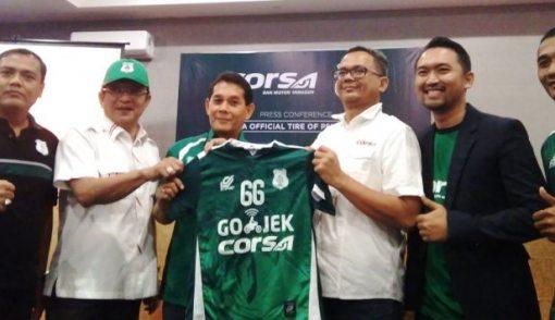 Suporter Senang, Corsa Resmi Sponsori PSMS Medan Musim Ini - JPNN.COM