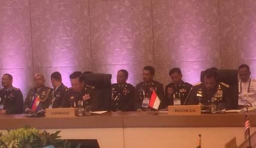 Panglima TNI: Asean Harus Menjamin Keselamatan Komunitas Maritim Internasional - JPNN.COM