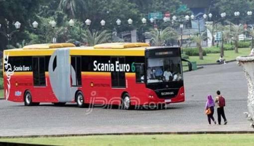 Armada TransJakarta Ditambah ke Lokasi Wisata - JPNN.COM
