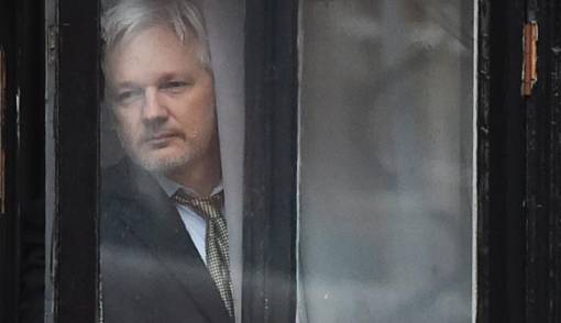 Kabar Terbaru Nasib Pendiri Wikileaks Julian Assange Bisa Ditemukan di Sini - JPNN.COM