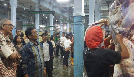 Jaga Stok Daging Sapi Jelang Puasa, Kementan Gelar Sidak - JPNN.COM