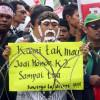 Puluhan Ribu Honorer K2 Sudah Siap Aksi di Istana - JPNN.COM