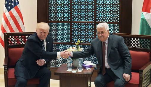 Palestina Tolak Mentah-Mentah Undangan Amerika - JPNN.COM
