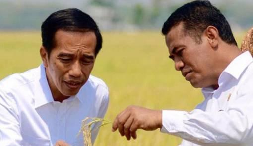 Ekspor Hasil Pertanian Cemerlang di Tangan Amran - JPNN.COM