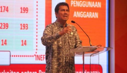 Ketika Menteri Asman Rela Dimarahi - JPNN.COM