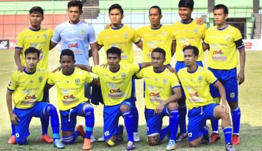 757 Kepri Jaya Masuk Grup 1 - JPNN.COM
