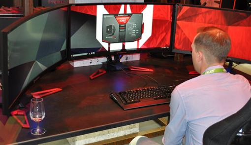 Acer Umumkan Gaming Monitor, Predator Z35P Monitor Curve Ultrawide - JPNN.COM