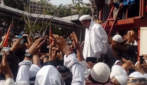 Ini Agenda Habib Rizieq Setelah Tiba di Indonesia - JPNN.COM