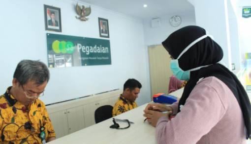 Gadai Emas Masih Dominasi Transaksi Pegadaian - JPNN.COM