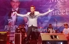 Kisah Konser Perdana Fildan Baubau yang Bikin Fansnya Menangis - JPNN.com