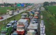 Arus Balik di Tol Cipali, Ribuan Personil Polisi Diterjunkan