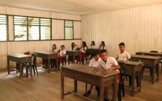 Sekolah Siswa Peraih Nilai Tertinggi UN SD 2019 tak Hanya di Pusat Kota - JPNN.com