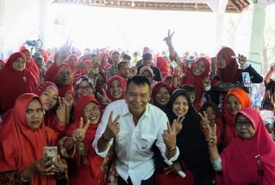 Kang Hasan Janjikan Insentif agar Posyandu Intens Lagi
