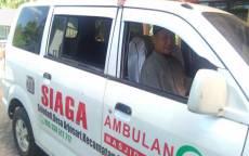 Ambulans Masjid Dipinjam Warga Nasrani