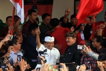Rekap Suara Pilgub Bali Tanpa Gugatan, Jago PDIP Melenggang