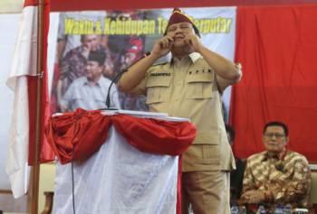 Real Count Versi Prabowo: Asyik Menang di Pilkada Jabar