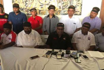 Kubu Jhon Wempi-Habel Gugat Hasil Pilkada Papua 2018 ke MK