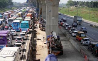 Akhir September 2019, Pembangunan Tol Layang Jakarta - Cikampek Ditargetkan Rampung - JPNN.com