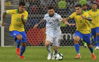 Lionel Messi: Wasit Menyukai Brasil - JPNN.com