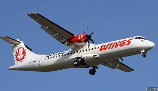 Harga Tiket Pesawat Wings Air Mahal, Bayar Bagasi Rp 750 Ribu - JPNN.COM
