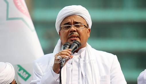 Habib Rizieq Bertahan di Luar Negeri, Beginilah Kondisi FPI - JPNN.COM