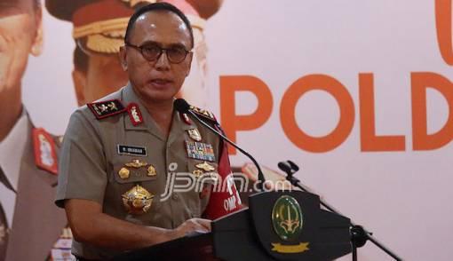 Pak Iwan Bule Tegaskan Mengurus Pemudik Lebih Penting ketimbang Rizieq - JPNN.COM