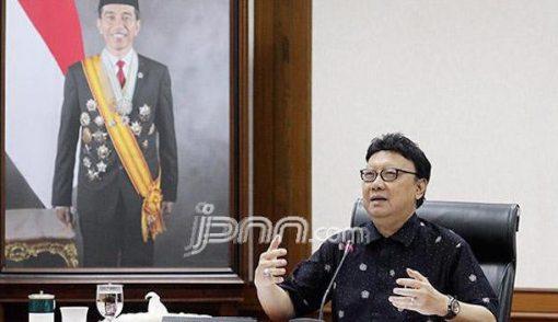 Partai Pendukung Jokowi Tak Sejalan dengan Pemerintah, Mendagri Pasrah - JPNN.COM