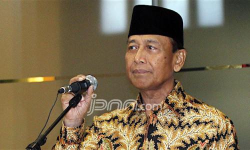 Wiranto Tak Sepakat dengan Ide Ketua KPK