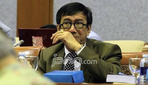 Menteri Yasonna Utus Staf Khusus Gali Info Penangkapan Sipir Lapas Tarakan - JPNN.COM