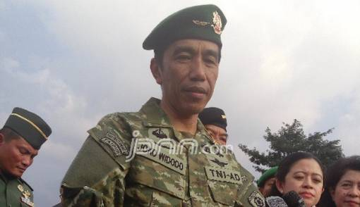 Ssttt... Jokowi Tak Nyaman dengan Manuver Panglima TNI - JPNN.COM