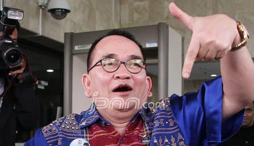 Bang Ruhut Terkekeh-kekeh Dengar Amien Rais Mau Jadi Capres - JPNN.COM